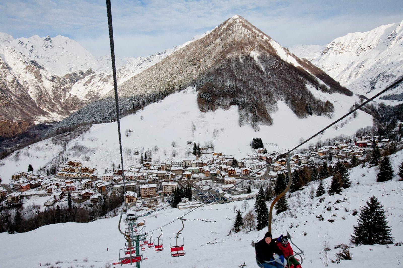 Località Sciistiche low cost Lombardia